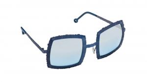 Occhiali da sole Velùdo colore blu