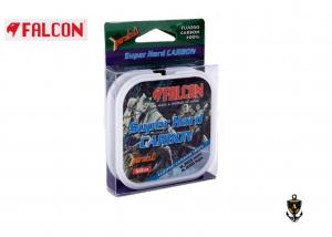 MONOFILO FALCON SUPER HARD CARBON  FALCON 50MT