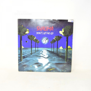 Vinile 45 Giri Shalima Don't Let Me Go Flying Records Pezzo Originale
