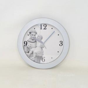 Wall Clock Depicting The Santi