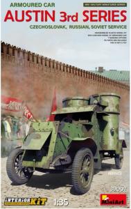 Armoured Car Austin 3rd series.
