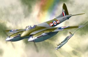 de Havilland DH.103 Hornet F Mk. 4