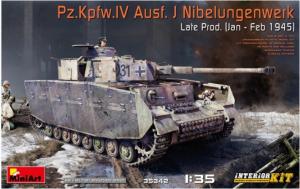 Pz.Kpfw. IV Ausf. J Nibelungenwerk