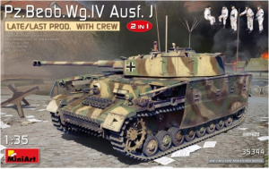 Pz/Beob.Wg.IV Ausf. J Late/Last Prod.