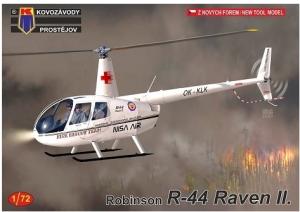 Robinson R-44 Raven II.