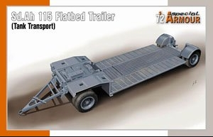 Sd.Ah 115 Flatbed Trailer