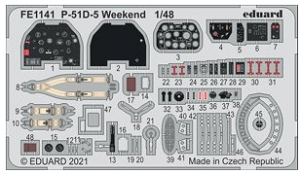 P-51D-5 Weekend
