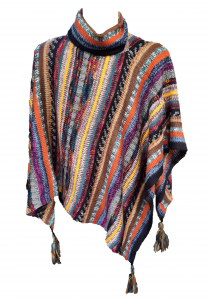 179953-044-1115 PONCHO MOHAIR