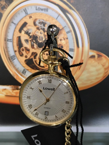 Orologio Tasca Lowell al quarzo modello PO8108 Chadwick