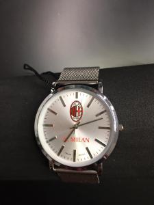 orologio ufficiale AC Milan con maglia milano