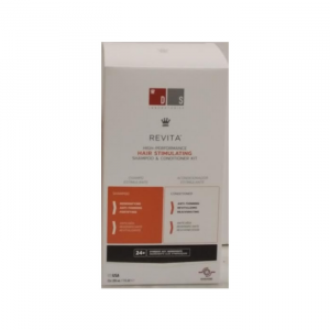 Ds Dandrene Exfoliating Anti-Dandruff Shampoo 205ml + Ds Dandrene Exfoliating Anti-dandruff Conditioner 205ml Set 2 Pieces