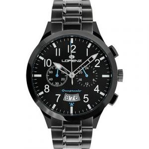 Orologio Cronografo Uomo Lorenz Granpremio Codice: 030105AA