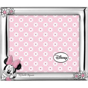 Cornice Portafoto Disney  Minnie idea regalo Battesimo/compleanno D163 4LRA
