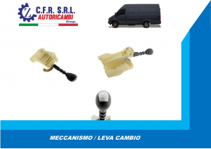 MECCANISMO LEVA CAMBIO COMPLETA IVECO DAILY 2006-2012 VERSIONE 6 MARCE