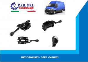 MECCANISMO LEVA CAMBIO COMPLETA IVECO DAILY 2012- VERSIONE 6 MARCE