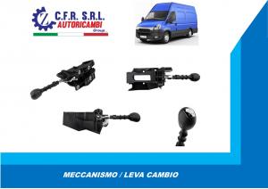 MECCANISMO LEVA CAMBIO COMPLETA IVECO DAILY 2012- VERSIONE 5 MARCE