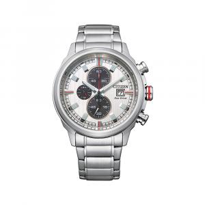 Orologio in Acciaio da Uomo Collezione 2020 Crono Sport Cassa 43mm
