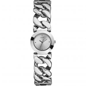Orologio donna Guess con cinturino in acciaio W75060L1