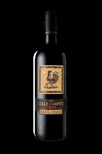 Colle Carpito Toscana Rosso I.G.T. 2015/2016 - 0,75 Lt