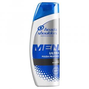 HEAD & SHOULDERS Men Ultra Pulizia Profonda Shampoo Antiforfora 225ml