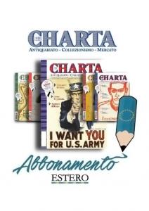Abbonamento Charta Estero