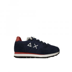 Sun 68 sneaker blu da ragazzo