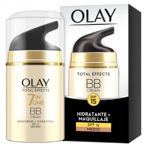 Olay Total Effects Bb Cream Touch Of Foundation Medium 50ml