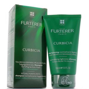 Rene Furterer Curbicia shampoo normalizzante leggerezza- purificante