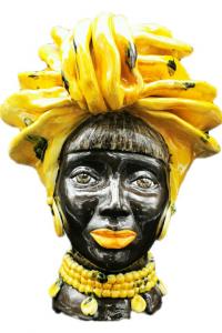 Woman With Yellow Turban