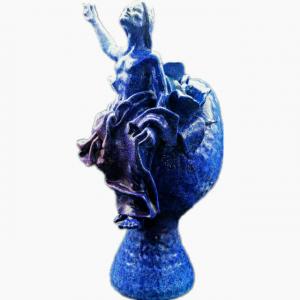 Sculpture The Resurrection of Jesus Unique Piece of Art