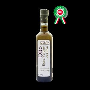Olio Extra vergine di oliva mosto 0,50 l