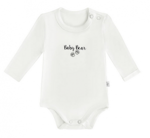 Body manica lunga - Baby bear - Bamboo