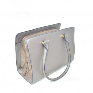 Borsa Marrone Intend 34 X 25 X 16 Cm