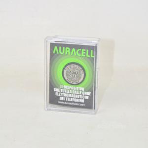 Auracell - Dispositivo Che Tutela Dalle Onde Elettromagnetiche Del Telefonino, Nuovo