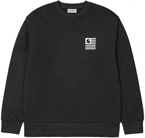 Felpa Carhartt State Patch Sweat