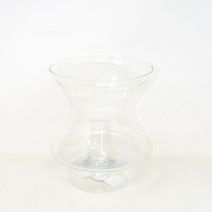 Glass Bowl Trasparante High 21 Cm