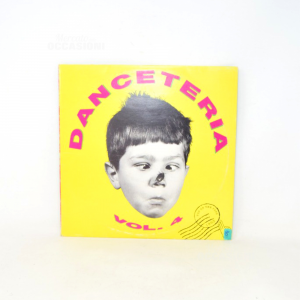Vinyl 33 Turns Danceteria Vol.4 Top Of The Pops 1993
