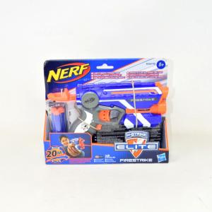 Gun Nerf Elite Firestrike New