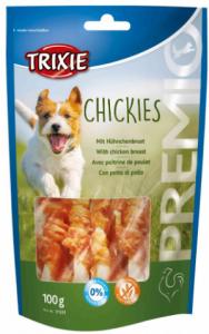 PREMIO Chickies  snack per cani al pollo 100gr TRIXIE