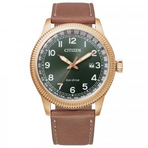 Orologio uomo Citizen Aviator solo tempo eco drive BM7483-15X CAL E111