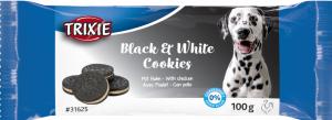 Black & White Cookies con pollo  100gr TRIXIE