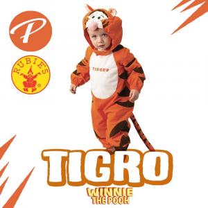 Costume Tigro (Winnie The Pooh) / 4-5 Anni