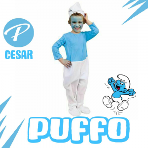 Costume Puffo