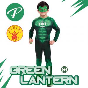 Costume Lanterna Verde