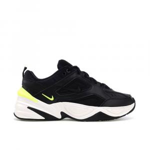 Nike M2k Tekno Nero Fluo Unisex