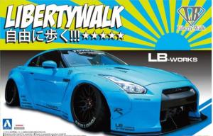 LB Works R35 GT-R Ver.1
