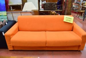 Sofa Bed Doimo Orange