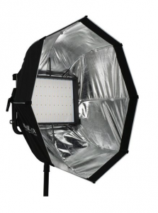Octa Softbox per Dyno 650C 1320mm Interno Argento