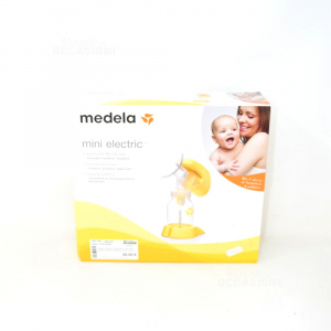 Breast Pump Electric Mini Electric Medela Used Complete With Everything