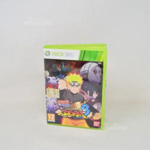 Videogioco Xbox 360 Naruto Shippuden Ultimate Ninja Storm 3